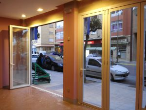 Cerramiento Plegable (Huesca)